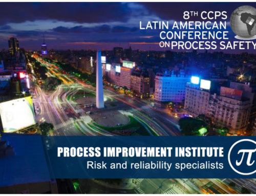 ¡Vení a visitarnos en la 8va Conferencia Latinoamericana en Seguridad de Procesos del CCPS en Buenos Aires!